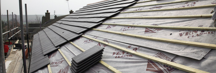 Roofing services in Glasgow