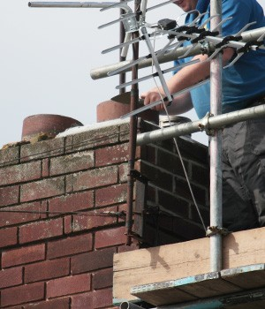 Safeguarding chimneys