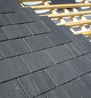 Repairs to slate roofs